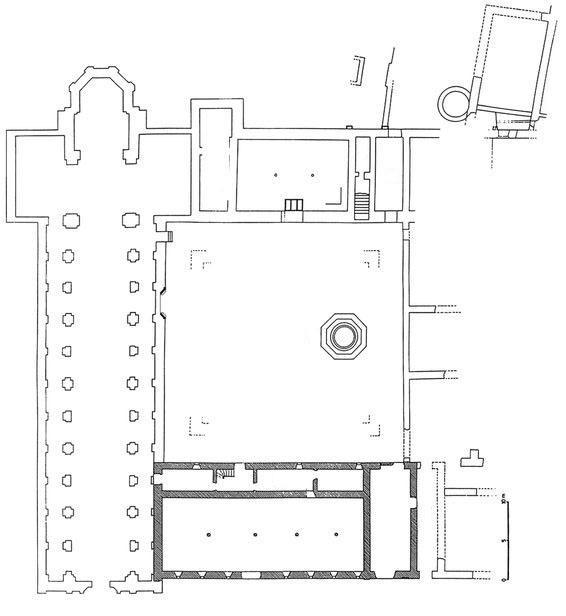 plan pour découvrir et visiter l'abbaye de bonnefont