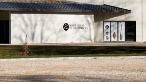 Entree-du-Musee-forum-de-l-Aurignacien